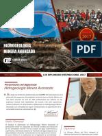 Brochure Hidrogeologia Minera Avanzada