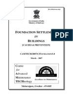 Handbook on Foundation Settlement in Buildings (Causes & Prevention)(1)