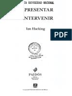 Hacking Representar e Intervenir