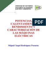 Potencias, calentamiento y rendimiento de máquinas eléctricas. Código IP.pdf