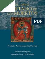 Padma Sambhava - Libro Tibtano de Los Muertos-covers