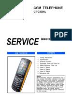 Samsung Gt-c3200l Service Manual