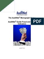 AuditNet Monograph Series Fraud Waste Indicators