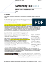 2003 Ellis LA Divided Over China