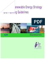 Highland Renewable Energy Strategy and Planning Guidelines