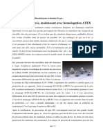 PR ATEX French