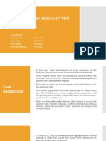 Flybaboo Internal Analysis