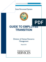 Guide to Employee Transition Final March 2011