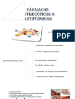 FÁRMACOS antimicoticos