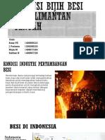 PPBB-PPt. Potensi Bijih Besi di Kalimantan Tengah.pptx