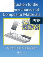 Yin, Huiming_ Zhao, Yingtao-Introduction to the Micromechanics of Composite Materials-CRC Press (2016)