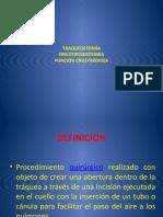 TRAQUEOSTOMÍA1