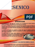 Arsenico unjbg / elvis