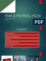 Time & Payroll Hcm- Noor 2016