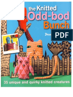 The Knitted Odd-bod Bunch 35 Unique and Quirky Knitted Creatures.pdf