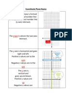 keeper 11 coordinate plane basics filled in