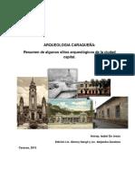 ARQUEOLOGIA CARAQUEÑA