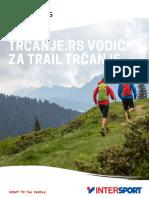 Vodic Za Trail Trcanje