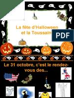 halloween et la toussaint