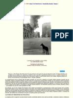 EL HORROROSO CHILE. La poesía en la dictadura cívico militar. Por Patricio Escobar Romero