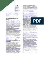 Hist Bol Trienio Liberal Español