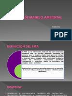 Plan de Manejo Ambiental Grupo