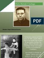 Bio Gra Fades an Alberto Hurtado