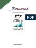 The ETF Trader's Handbook