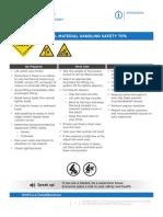 310-BBO-01-IGOT Safety Chk-Manual Matl Hndling Sfty