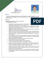 Manan Resume