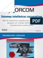 Xorcom Products Espanol