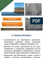 Trabajo Geológico