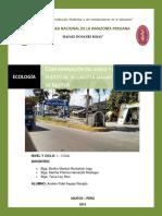 Contaminación Del Suelo y Agua en El Puerto de Bellavista