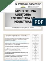Auditoria energetica 2