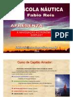 Palestra Navegação Astronômica