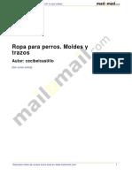 Patrones de ropa para perros.pdf