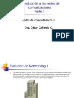 Redes Introducción