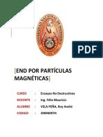 END Por Partículas Magnéticas