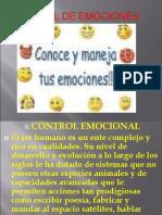 Control de Emociones Manejo de Conflictos