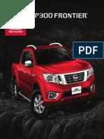 2017 Nissan NP300 Frontier Truck 2058