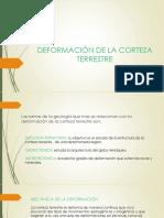 DEFORMACIÓN DE LA CORTEZA TERRESTRE final.pptx