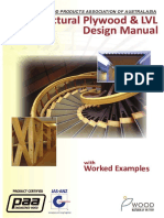 Structural Ply LVL Design Manual P1