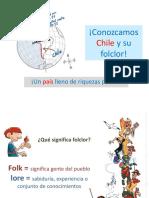 Chile y su flocklore