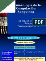 Farmacología de La Coagulación
