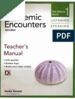 Academic Encounters Listening & Speaking 1-TB