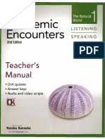 Academic Encounters Listening & Speaking 1-TB