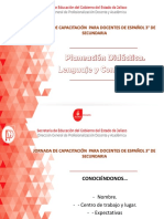 Curso de Español Secundaria