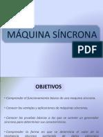 Maquina Sincrona v1
