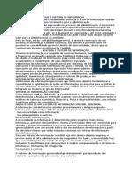 Contabilidade Gerencial e Sistema de Informação