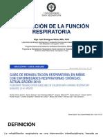Evaluación de La Función Respiratoria (1)